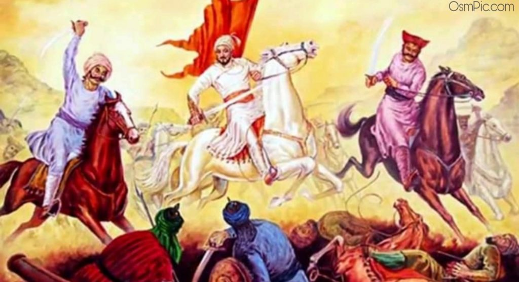 Indian king shivaji bhonsle Wallpaper Download