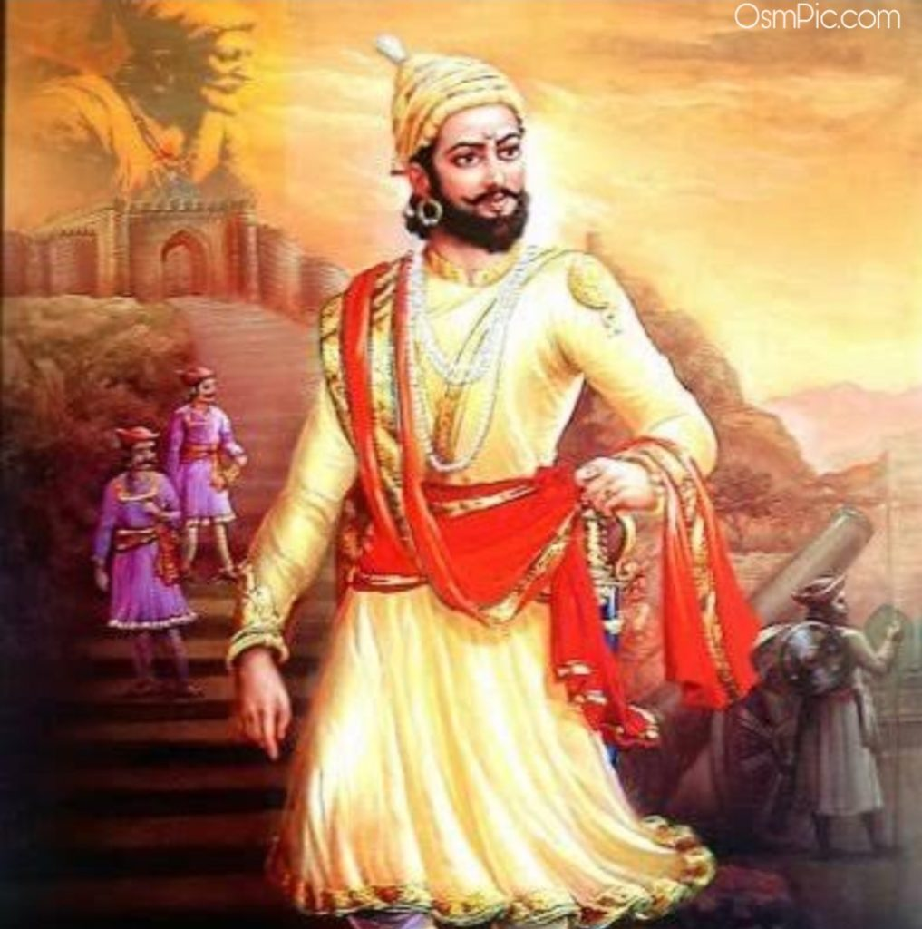 The great Indian warrior king chhatrapati shivaji maharaj images Photos Wallpapers Quotes Download