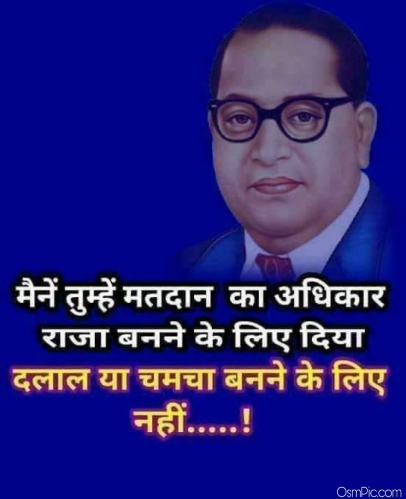 babasaheb ambedkar quotes images on politics