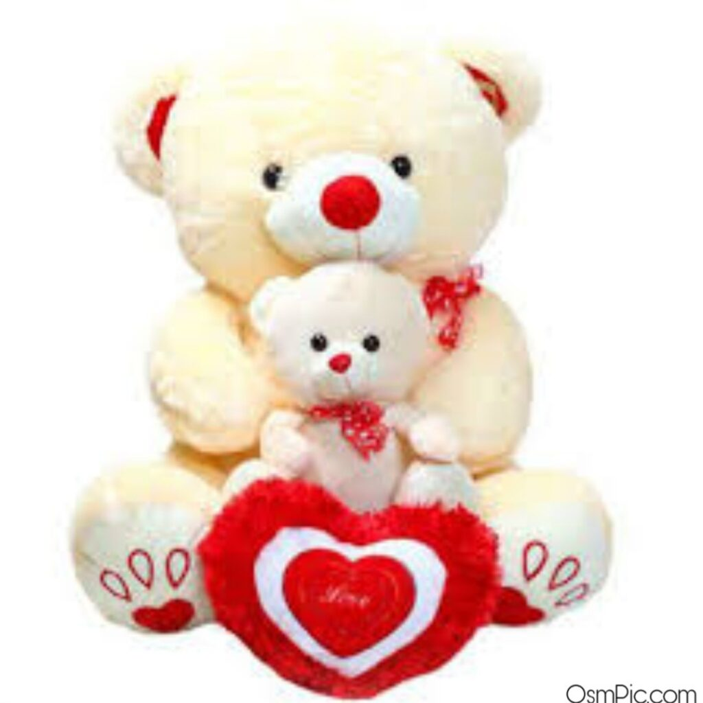 teddy bear images with love