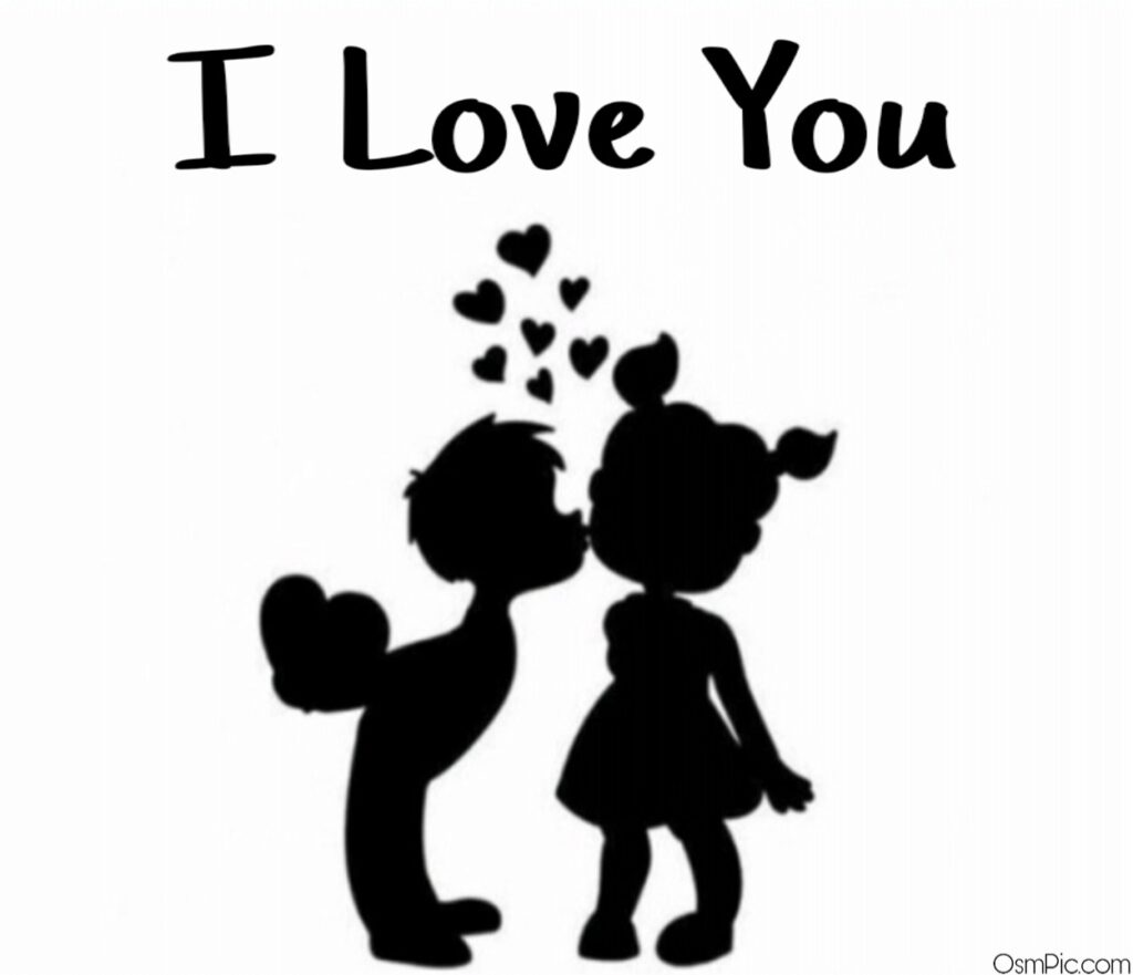 I love you image Download for Whatsapp Dp