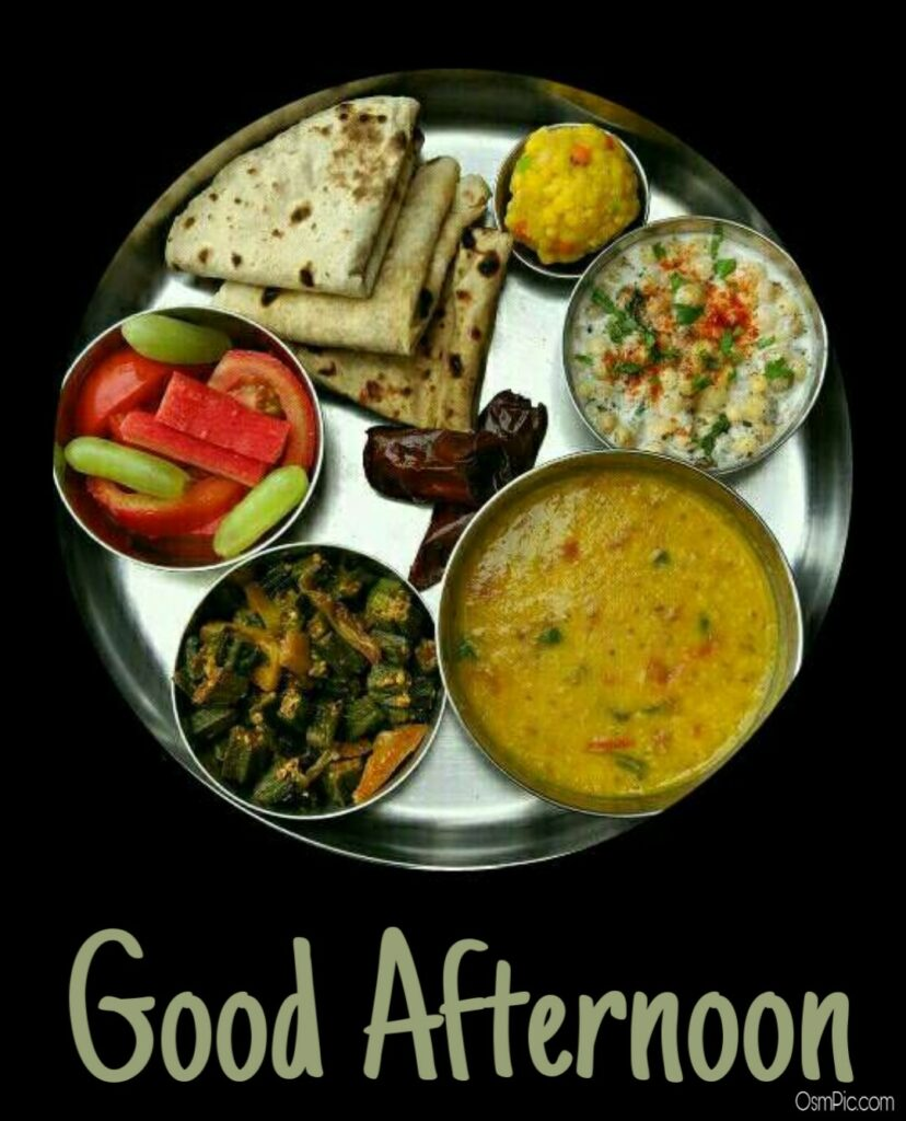 Best good afternoon images with lunch download
