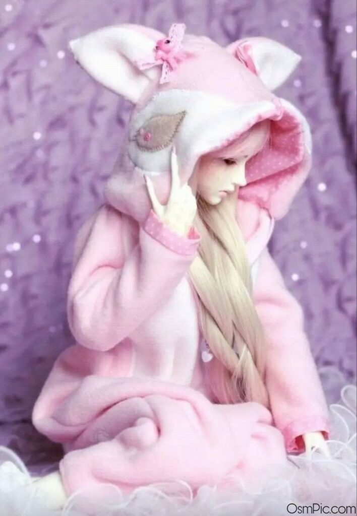 Awesome pic of beautiful Barbie Doll