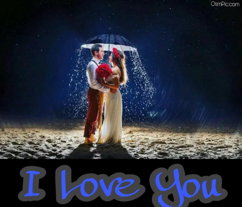 Very Romantic love couple Pic for Whatsapp Dp