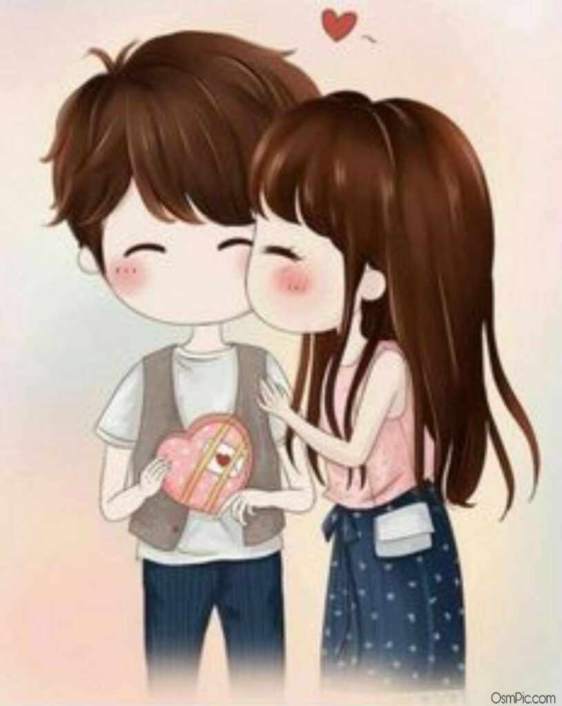 couple cartoon images download