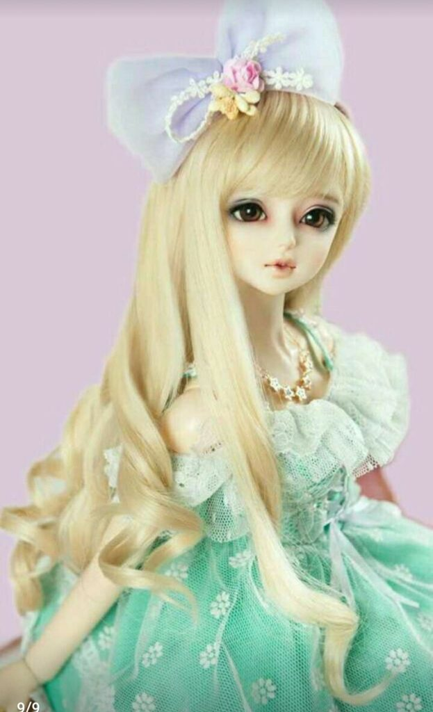 Cute Barbie Doll Wallpaper For Whatsapp Dp