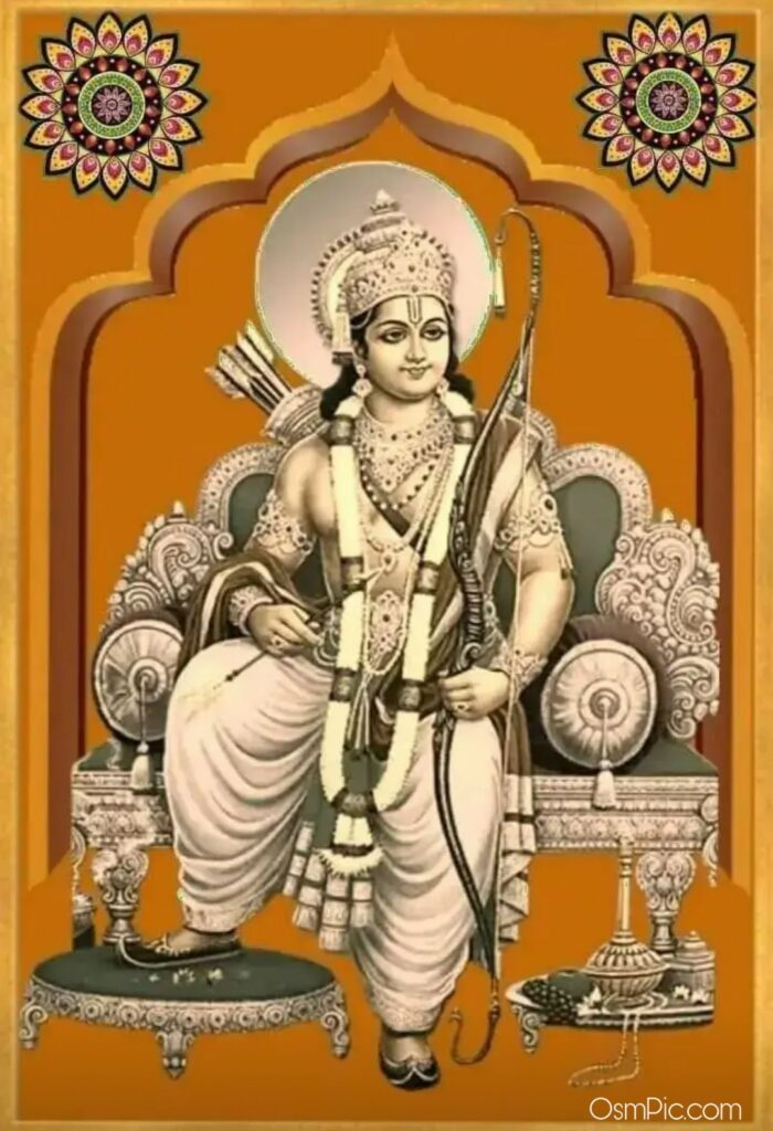 Superb shri ram Whatsapp Dp Pic