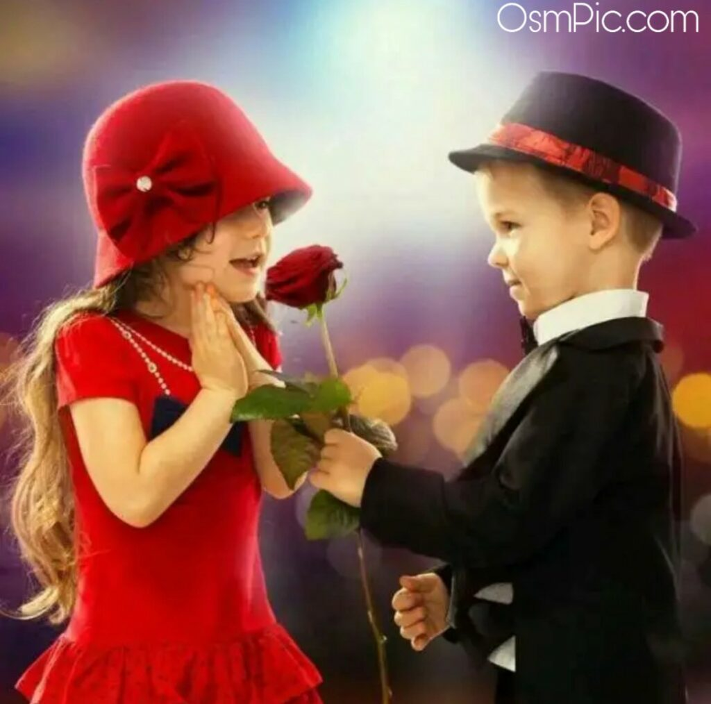 Cute couple Whatsapp dp