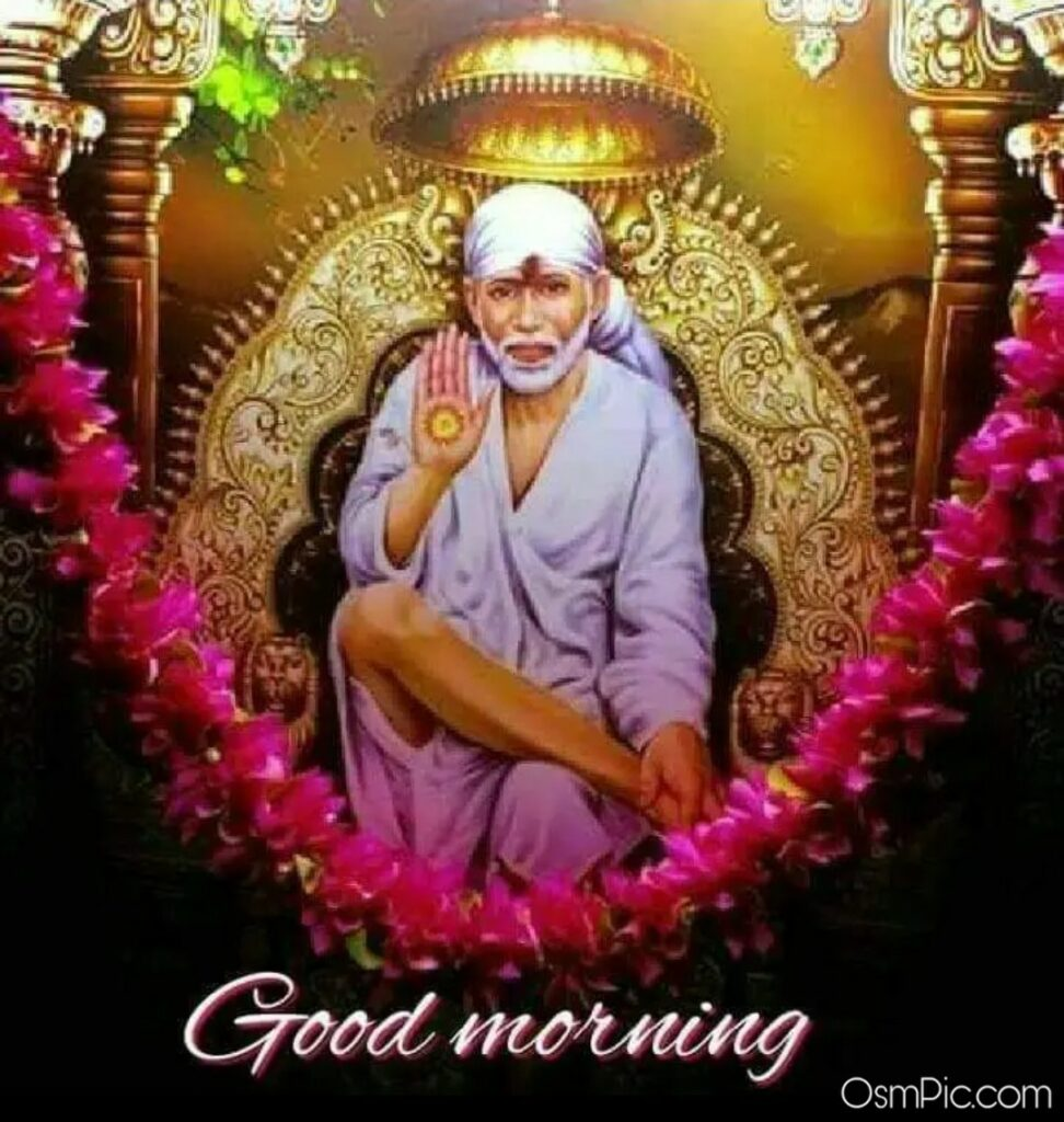 Sai Ram Good Morning photo