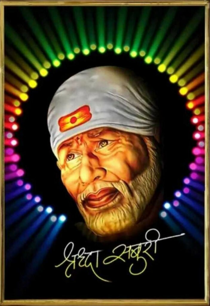 sai baba images for mobile wallpaper hd quality