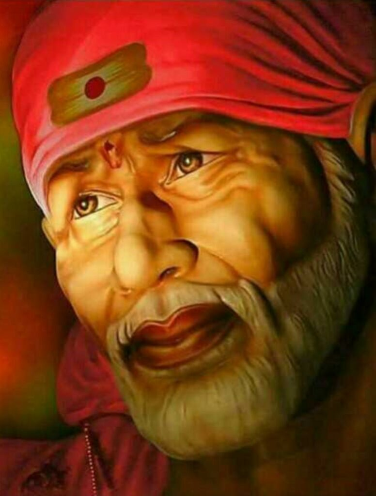 Sai baba Wallpaper for android mobile