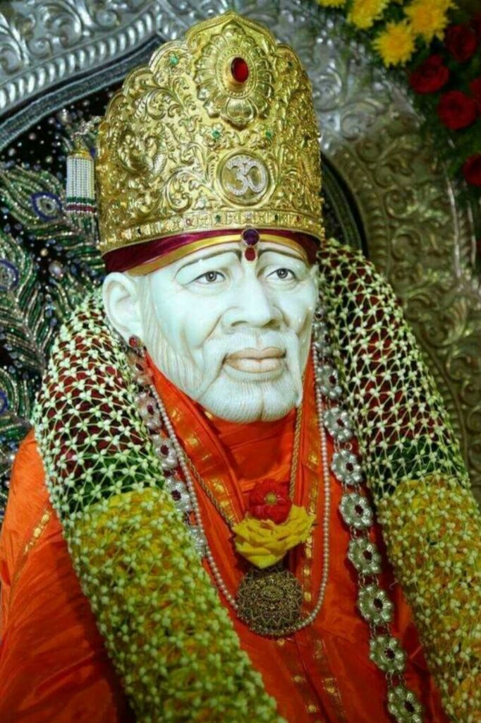 sai baba images for mobile wallpaper