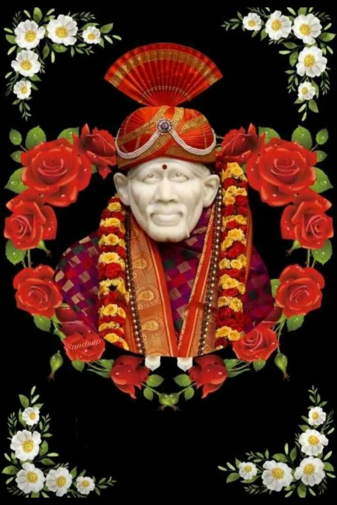 sai baba images for mobile wallpaper hd
