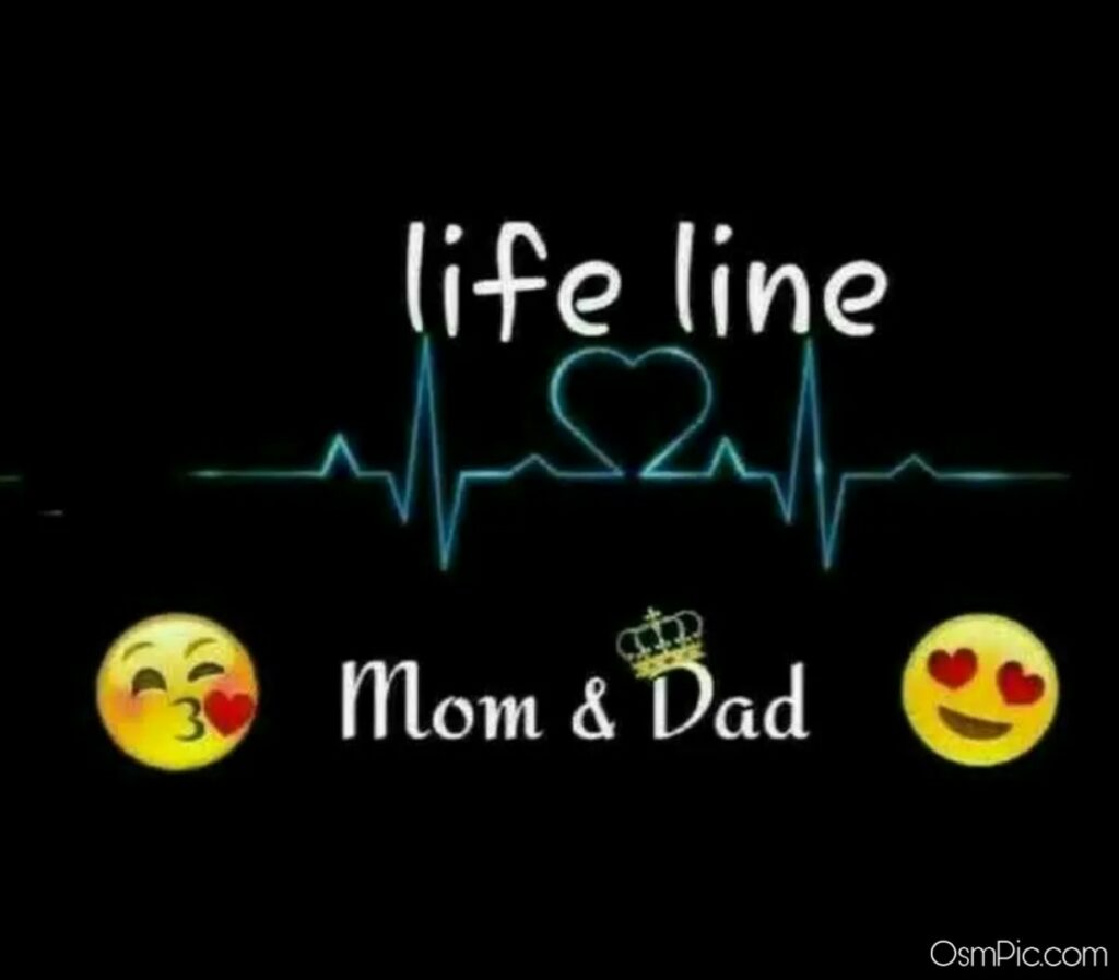Mom dad pic for Whatsapp dp of family Group