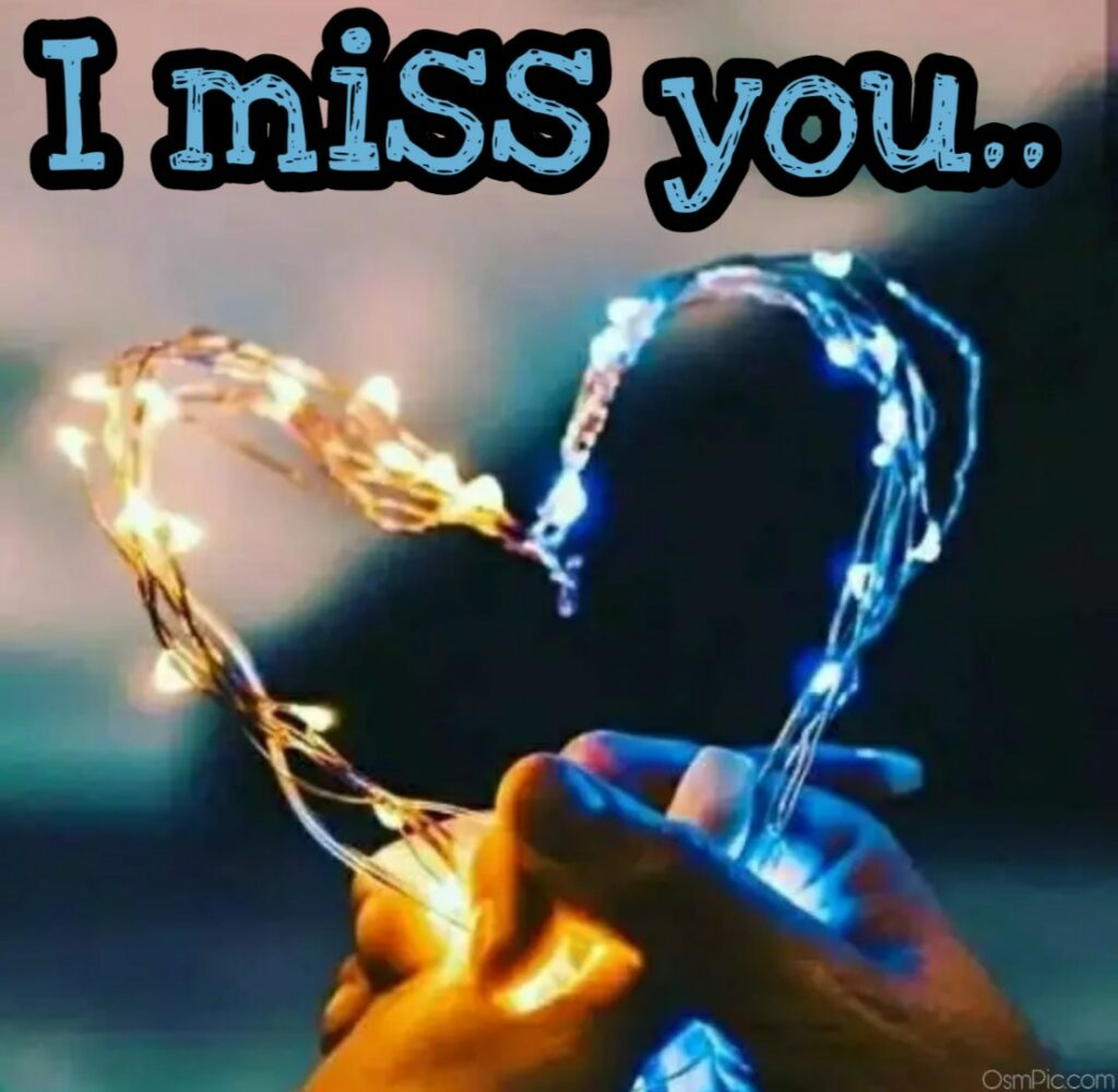 Cute miss you pic
