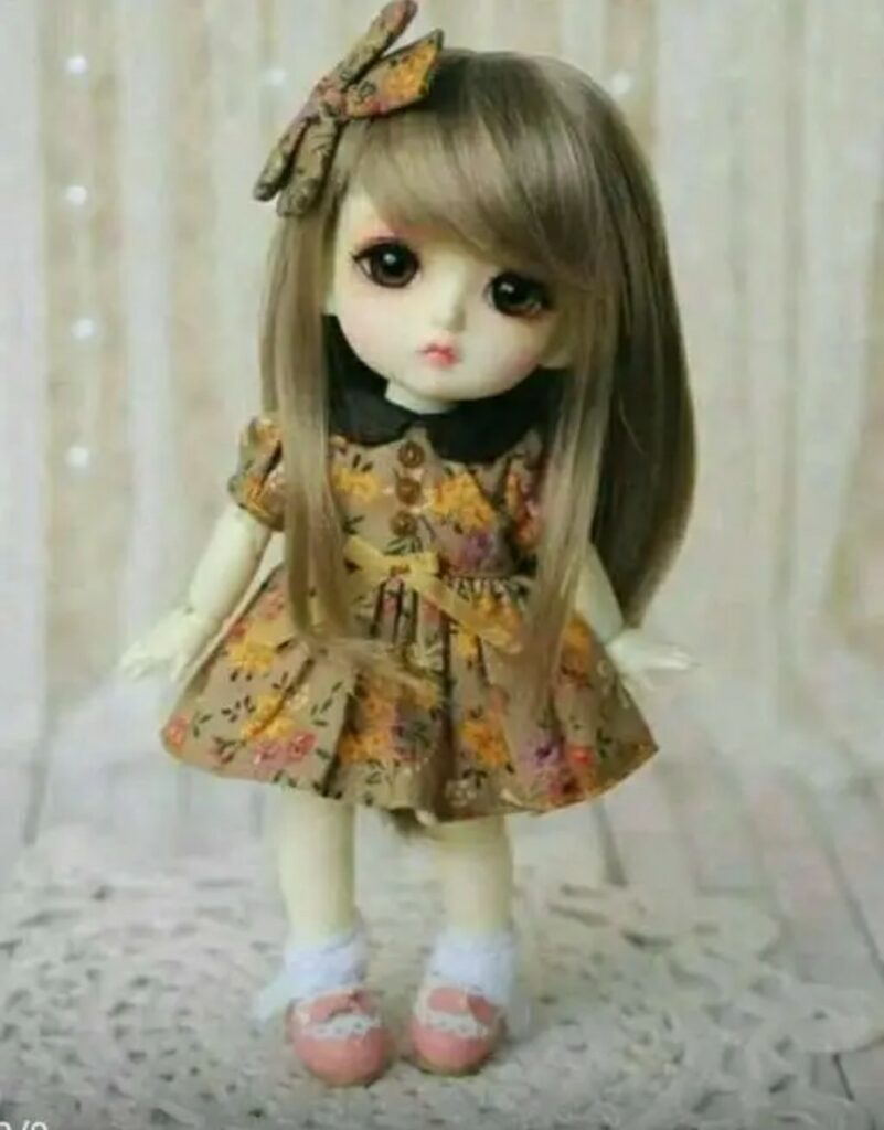 Barbie Doll WhatsApp dp for girl