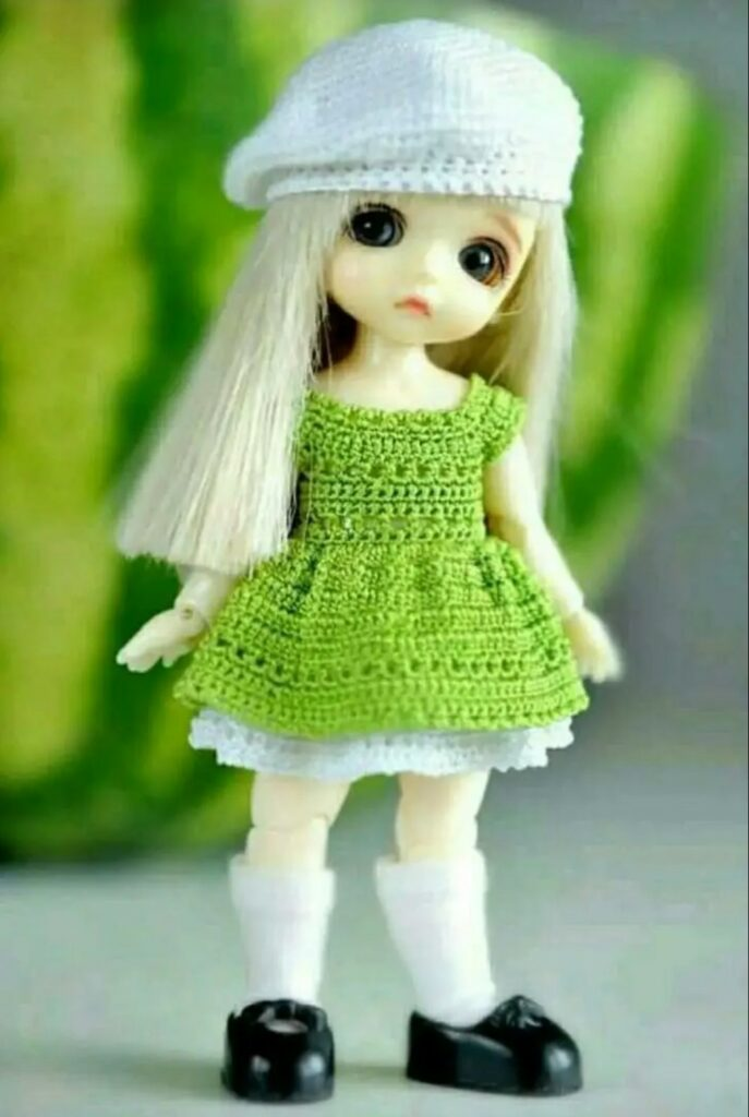 Cute barbie Doll images for Facebook and Whatsapp