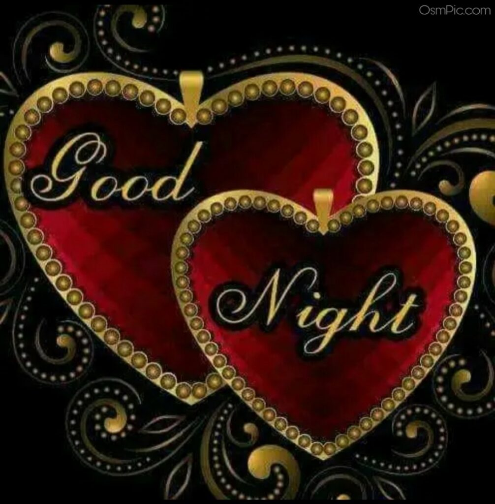 Love good Night image for lovers
