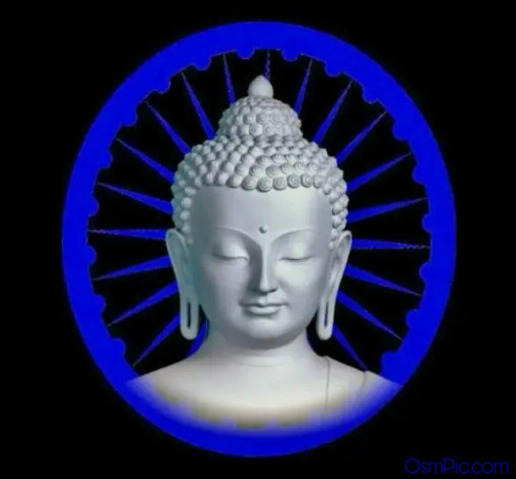 Gautam buddha image for Ambedkar Jayanti