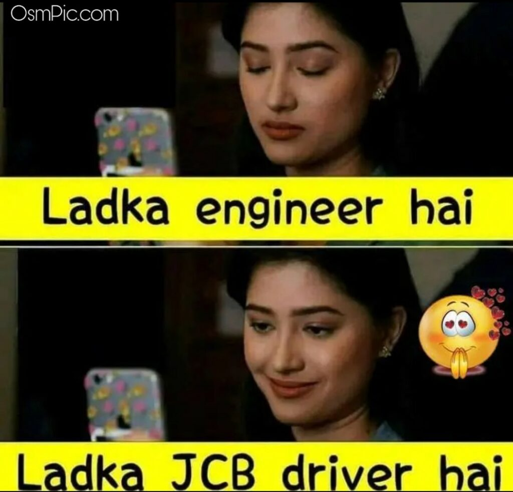 jcb funny images for Whatsapp