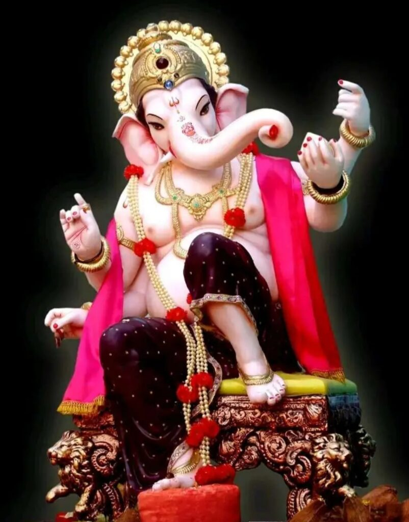 Lord shree Ganesh Wallpapers Download for mobile and desktop