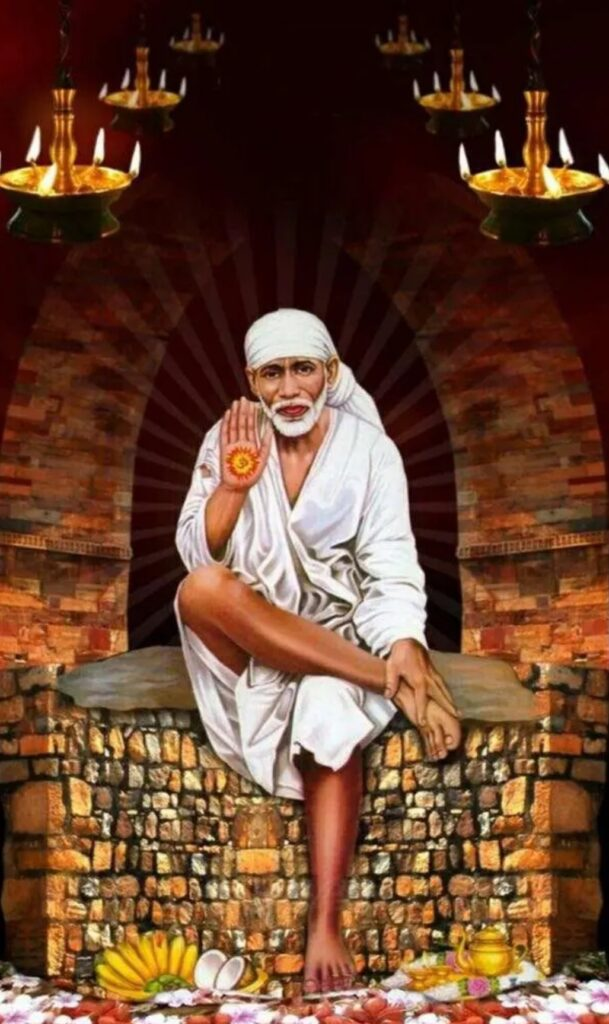 Sai baba Wallpapers for android mobile