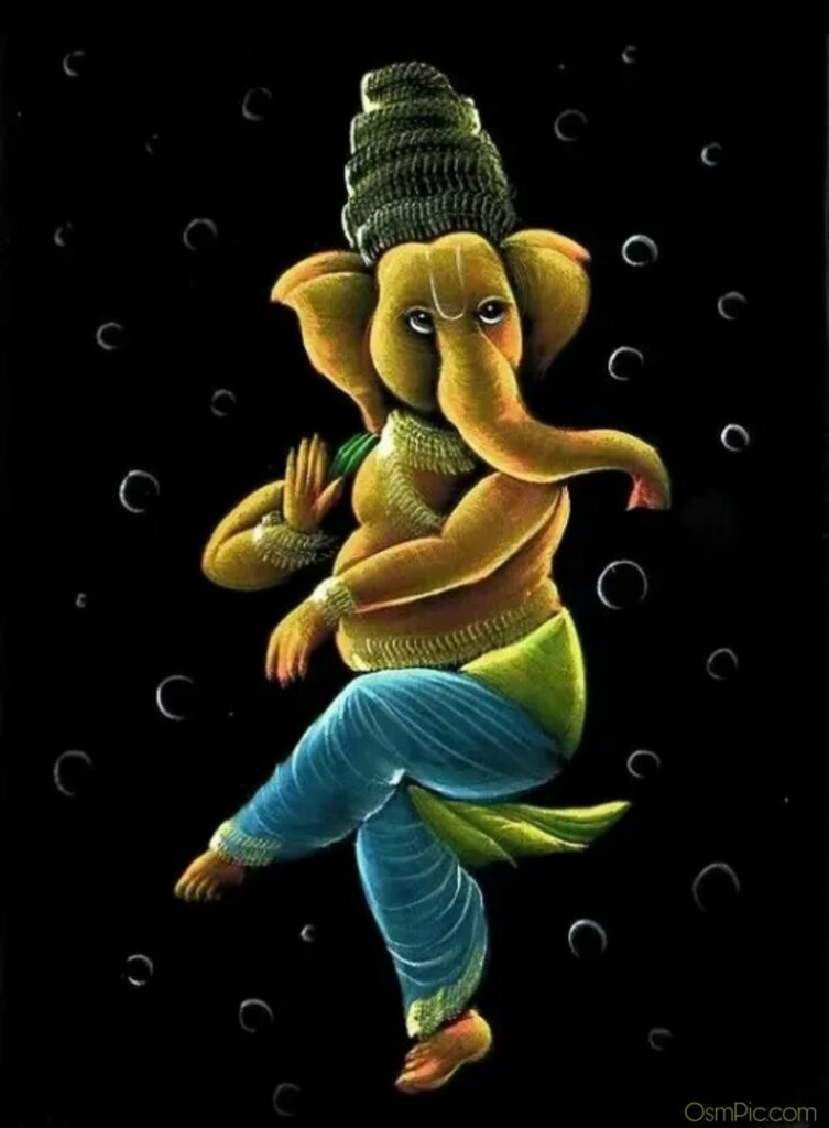 Beautiful Ganesha Wallpaper For mobile phone