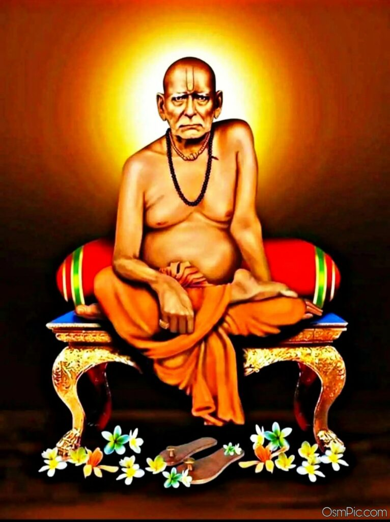 Awesome Swami Samarth Wallpaper For Mobile Free Download