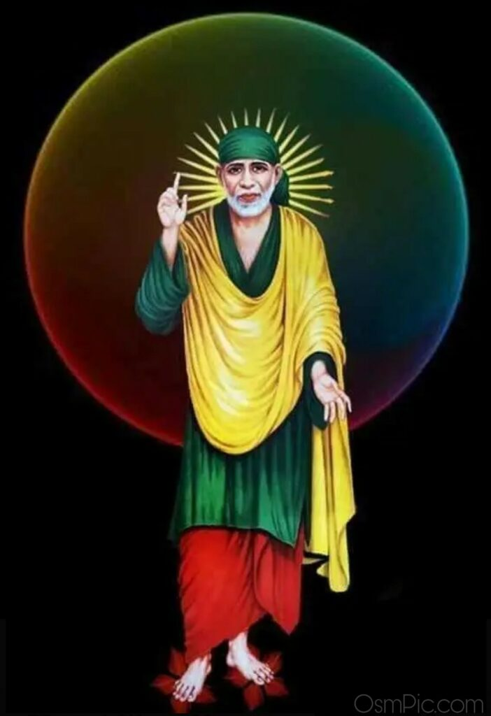 Sai baba mobile Wallpaper Download