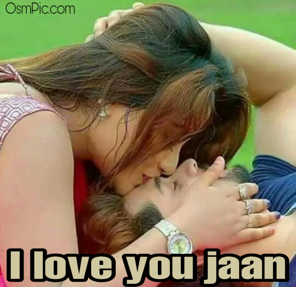 I love you jaan photo very romantic for boyfriend