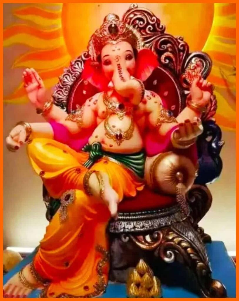 Ganpati WhatsApp Dp Pictures Photo Wallpapers Of Lord Ganesh To Set WhatsApp Dp Pic