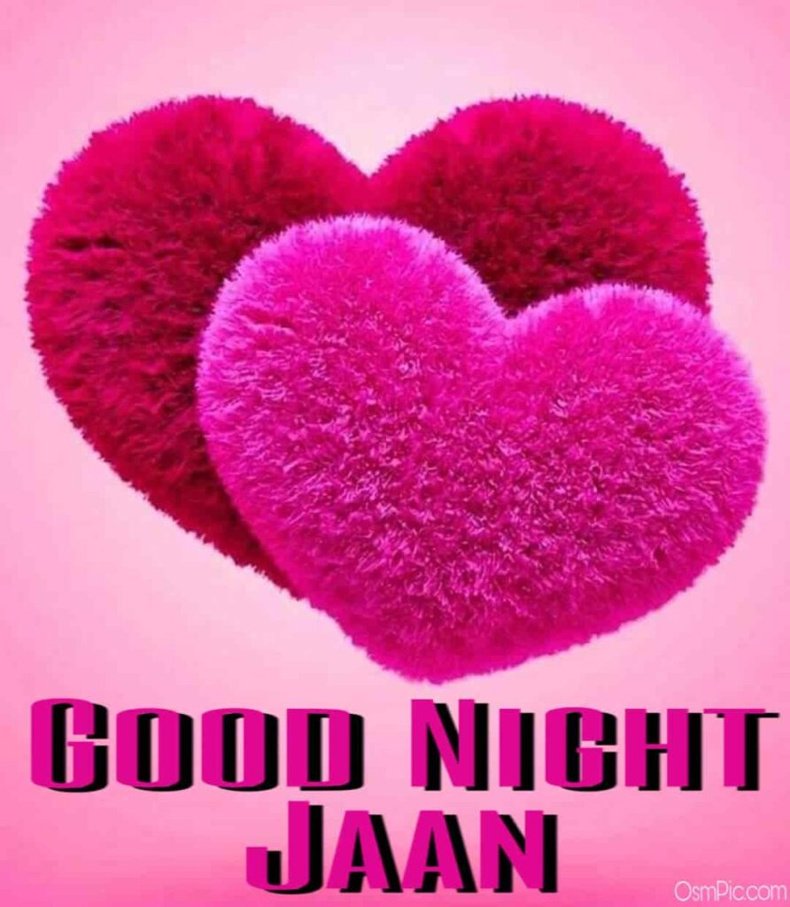 Awesome good night image for girlfriend saying good night jaan