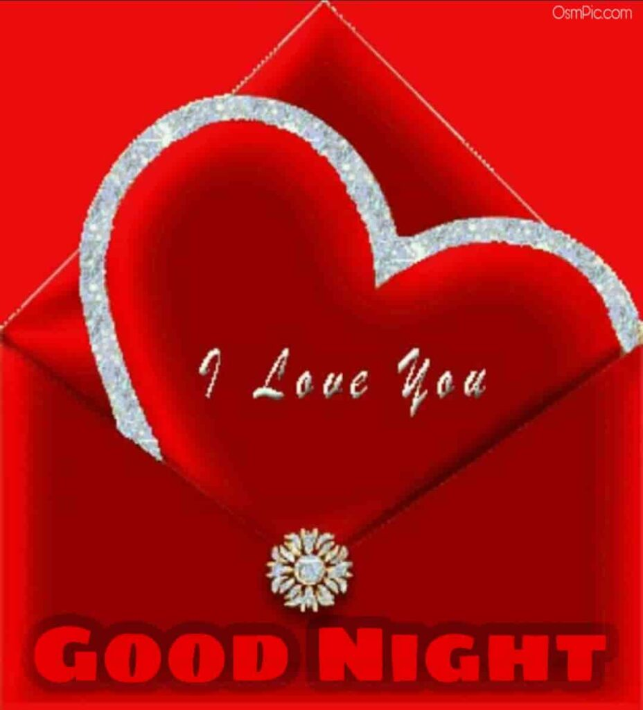 Good night i love you image