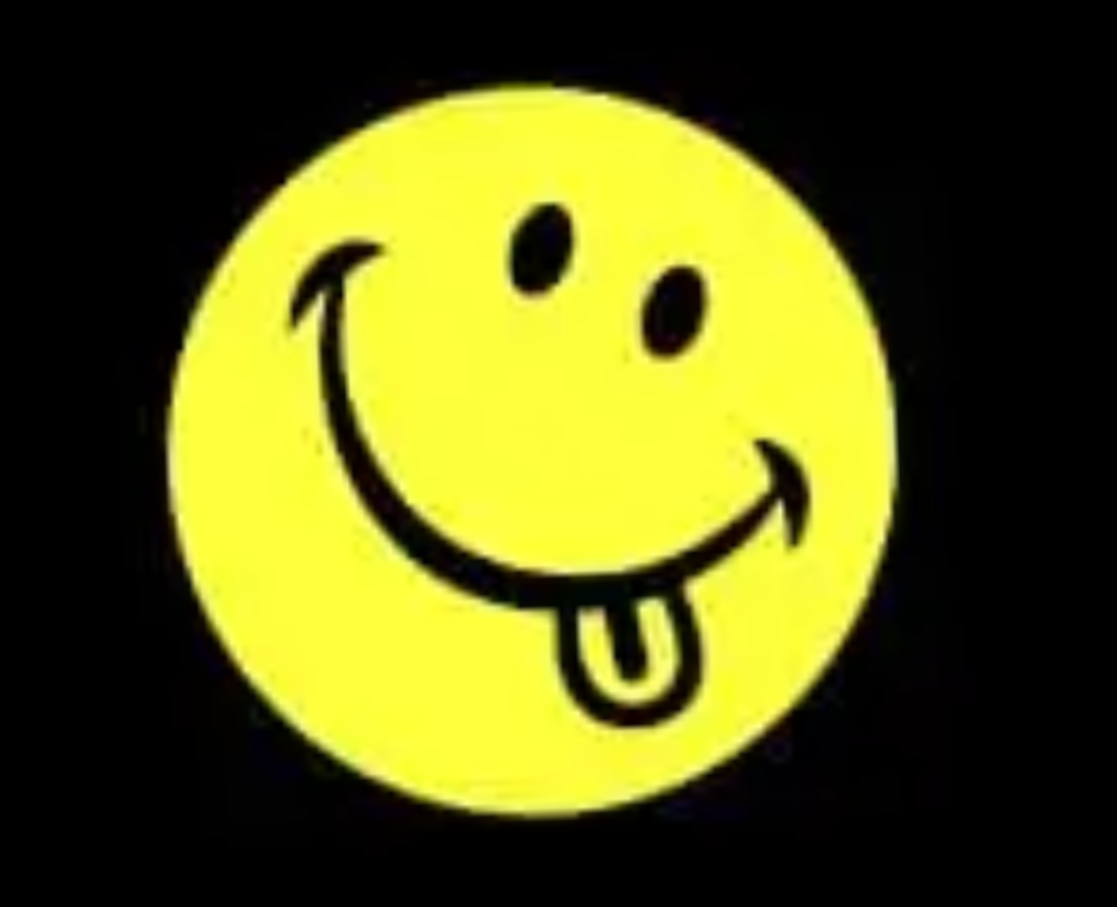 cool smiley symbol