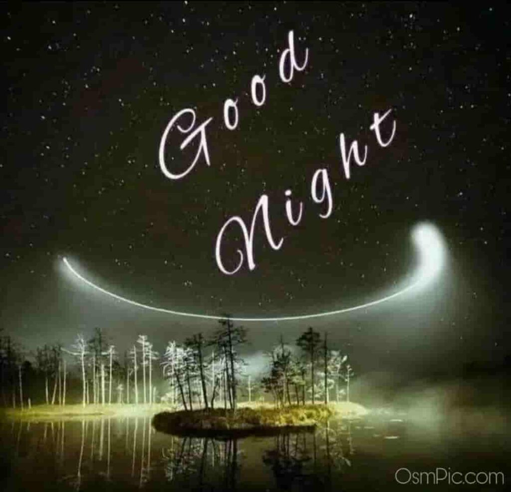 Good night images for mobile