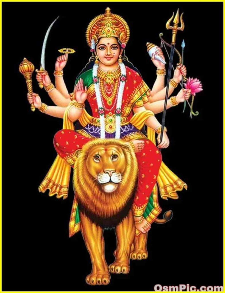Best Maa Durga Images Hd Wallpapers For Whatsapp Dp Status